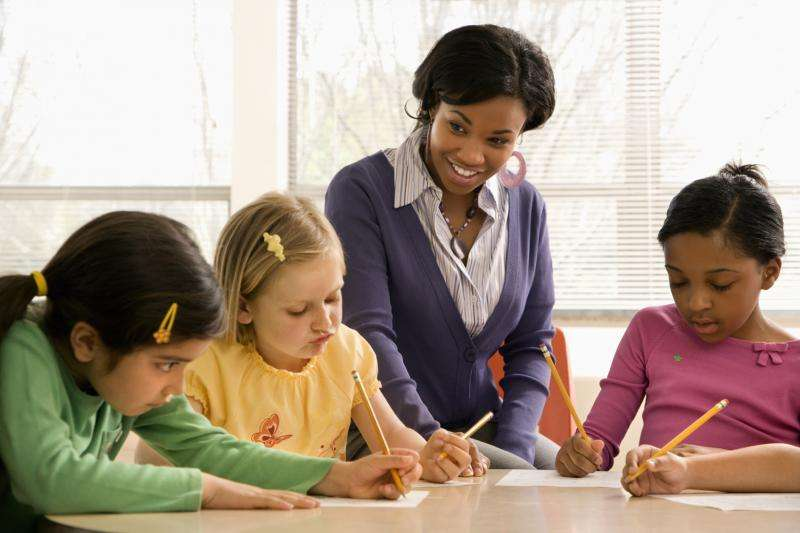 Collaboration with colleagues can spell success for teachers and their students