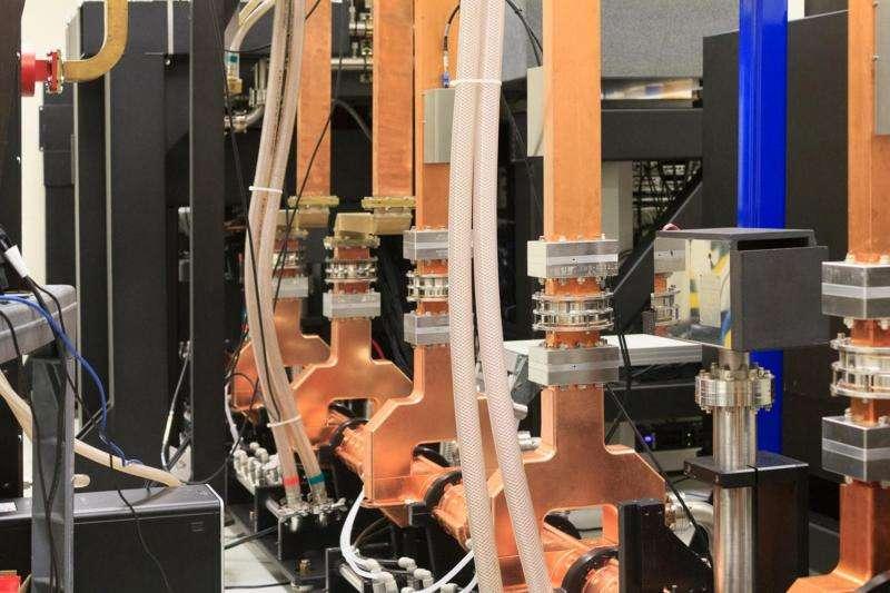 Compact synchrotron makes tumors visible