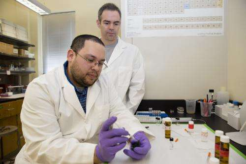 Detecting cyanide poisoning in 70 seconds