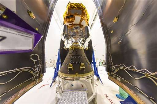 Europe probe tests tech for detecting ripples in space time