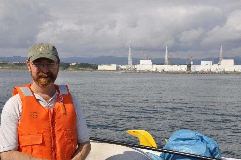 Examining the fate of Fukushima contaminants