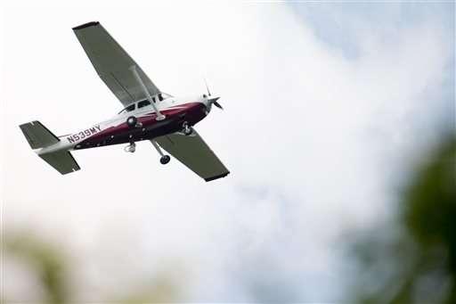 FBI behind mysterious surveillance aircraft over US cities