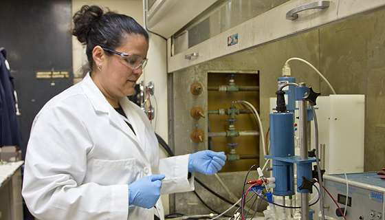 Finding ways to use excess carbon dioxide