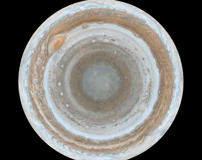 From Great Red Spot to orange pimple—is Jupiter's superstorm finally blowing over?