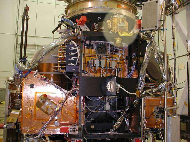 Gamma-ray spectrometer prompts researchers to rethink how Mercury formed