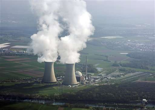 Germany's oldest remaining nuclear plant shuts down