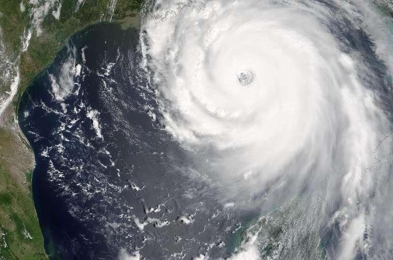 How does NASA study hurricanes?