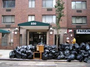 How much energy does NYC waste?