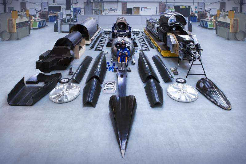 How to build the world's fastest car