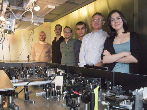 Igniting the air for atmospheric research