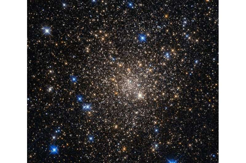 Image: Hubble checks out a home for old stars