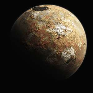 Impending Pluto visit is the first encounter with a new class of worlds