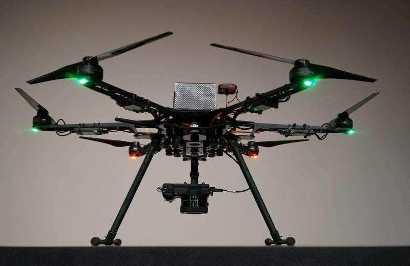 Interdisciplinary research at Louisiana Tech University leading to new UAV technologies