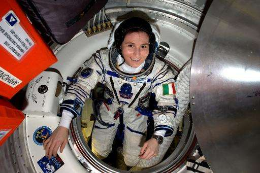 Italian astronaut Samantha Cristoforetti has broken the record for the longest single stay by a woman in space with her 200-day