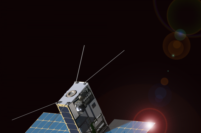 Lunar IceCube to take on big mission from small package