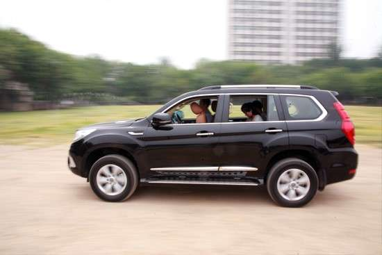 Nankai University team shows car that moves by mind control