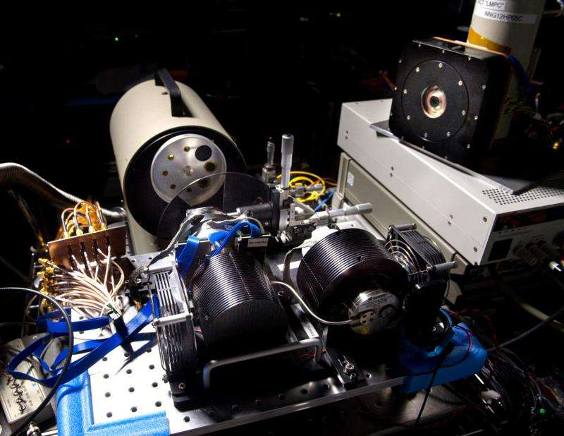 NASA collaborates with DRS Technologies to create mid-infrared detector