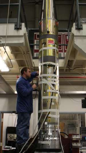 NASA launches sounding rockets into auroras to study atmospheric effects