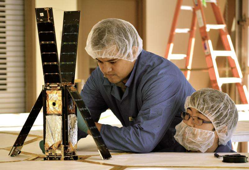 NASA's CubeSat initiative aids in testing of technology for solar sails in space