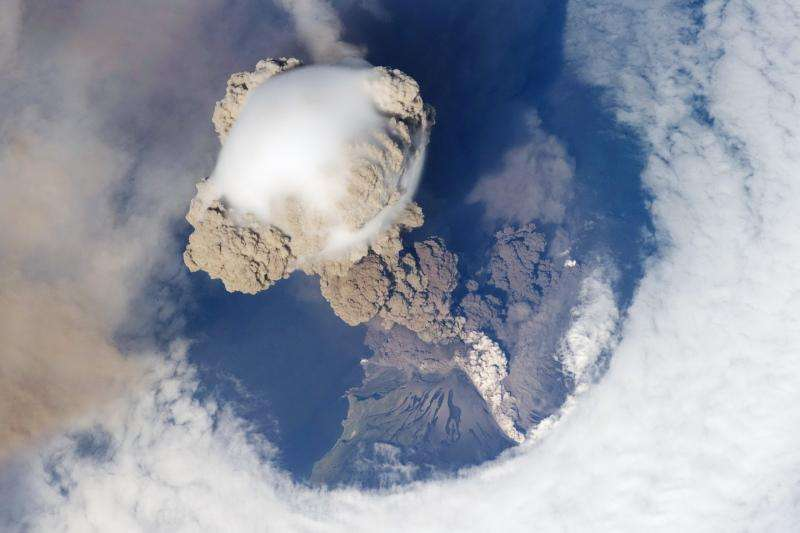 NASA simulation indicates ancient flood volcanoes could have altered climate