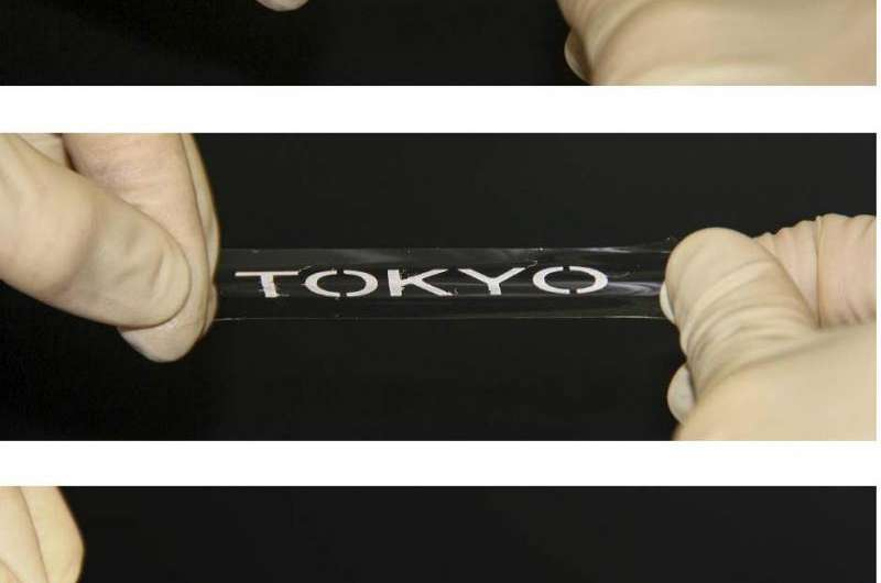 New conductive ink for electronic apparel