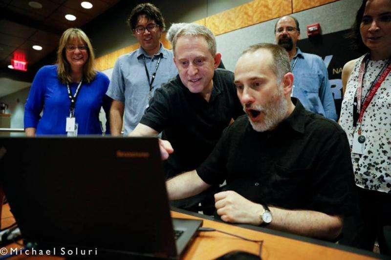 New Image of Pluto: 'Houston, We Have Geology'