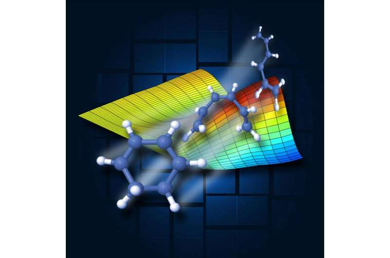 New 'molecular movie' reveals ultrafast chemistry in motion