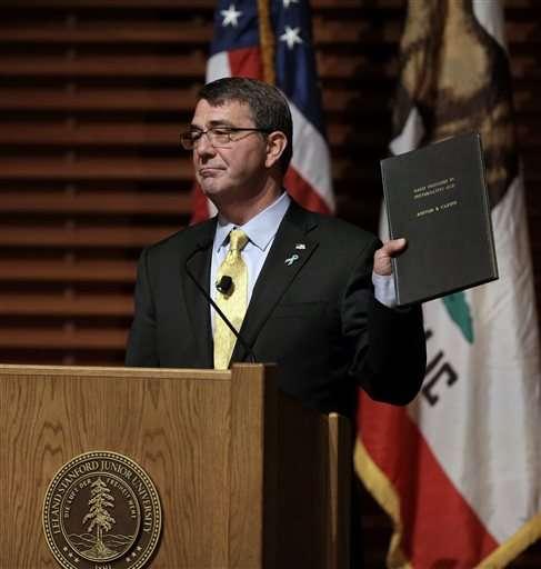 New Pentagon strategy warns of cyberwar capabilities