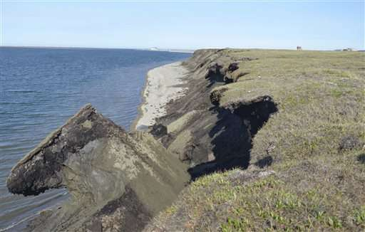 New USGS report: Coastal erosion threatens northern Alaska