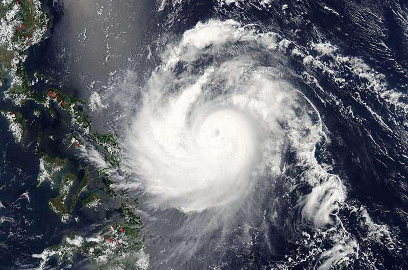 Noul's impending landfall raises warning #2 in Luzon