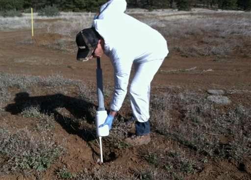 Officials monitoring rodents for plague at Grand Canyon