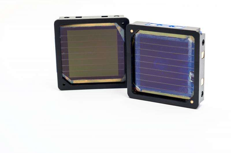 Perovskite photovoltaic module reaches toward a record 11 percent conversion efficiency