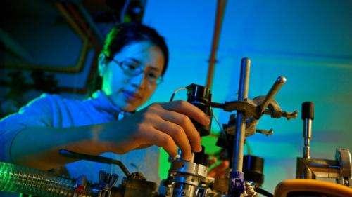 Quantum hard drive breakthrough