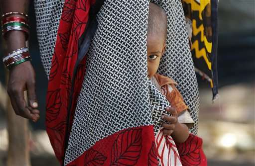 Report: economic growth failing to help world's poorest kids