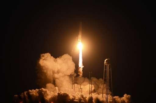 Report: Orbital faces risks in resuming space station runs