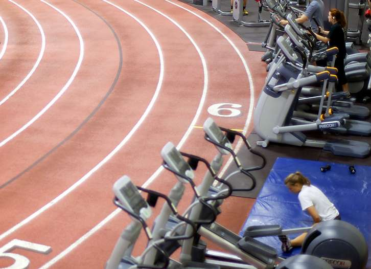 Review indicates where cardio benefits of exercise may lie