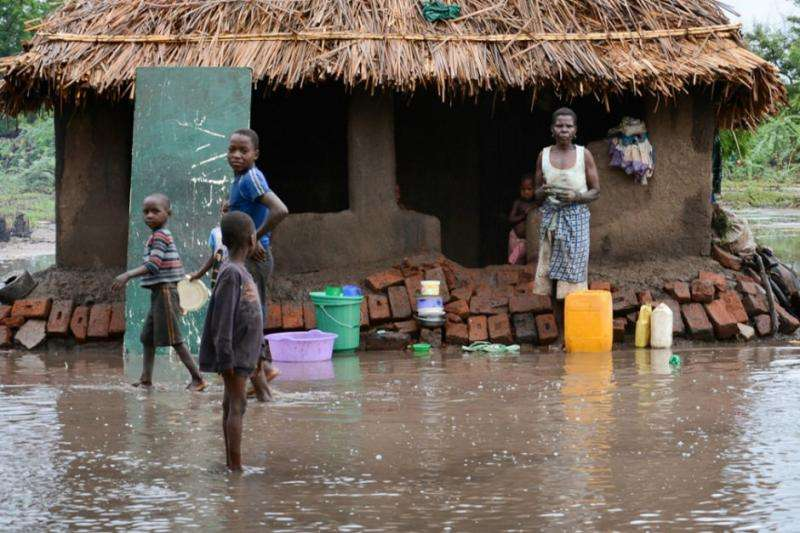Satellite-Based Flood Monitoring Central to Relief Agencies' Disaster Response