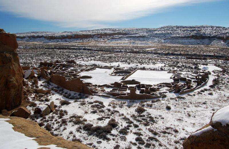 Scarlet macaw skeletons point to early emergence of Pueblo hierarchy