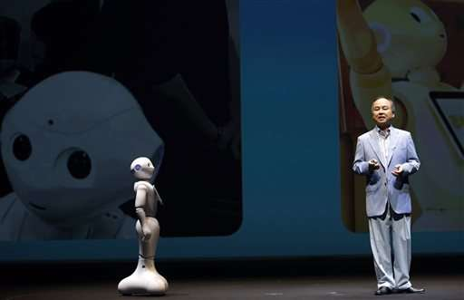 Softbank's childlike robot with 'heart' set to go on sale