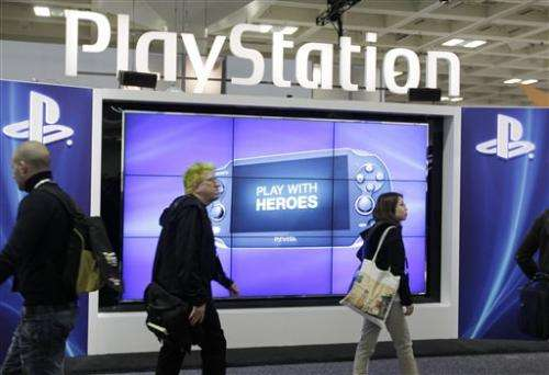 Sony plans to launch virtual-reality headset in 2016
