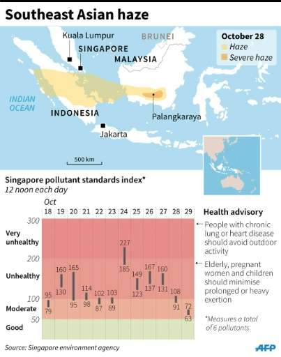 Southeast Asian haze