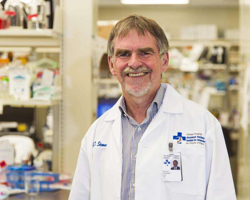 Stem cell therapy shows promise in small clinical trial for rare lung disease