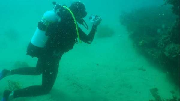 Step into the dive boots of a maritime archaeologist
