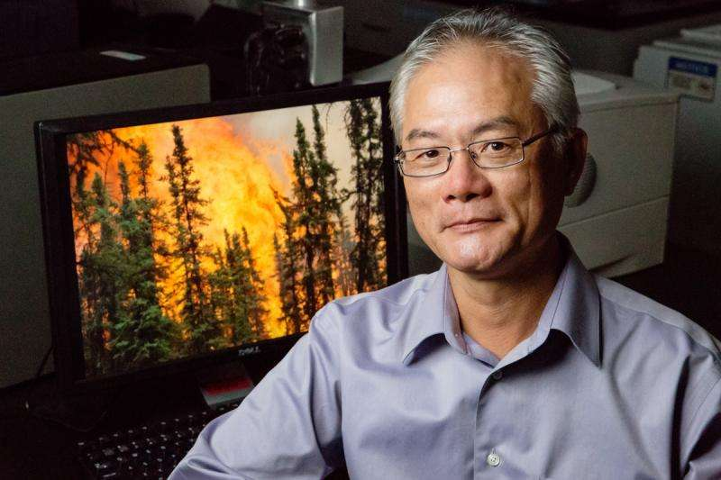 Study: Alaskan boreal forest fires release more carbon than the trees can absorb
