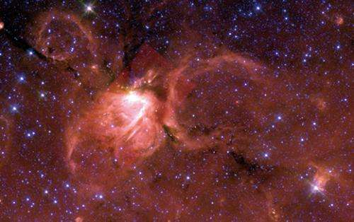 The cosmic chemistry that gave rise to water