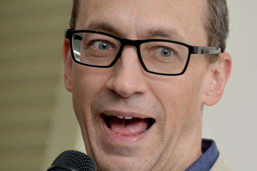 Twitter chief executive Dick Costolo (pictured) is stepping down and will be replaced on an interim basis by co-founder Jack Dor