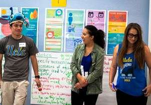UCLA students detail L.A. garment workers' child care issues