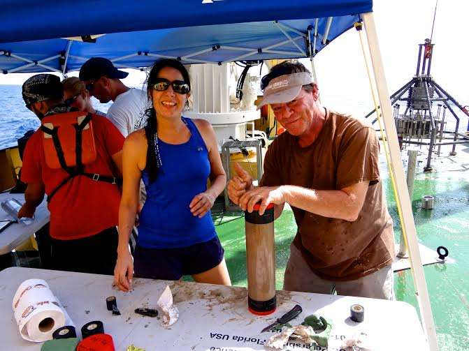 USF research collaboration compares IXTOC oil spill to Deepwater Horizon spill
