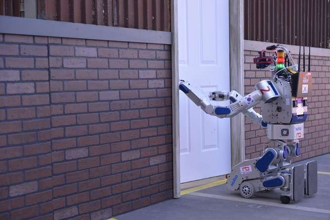 We can build remote-controlled rescue robots, but what's coming next is even more exciting