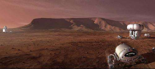 Breakthrough in energy harvesting could power life on Mars